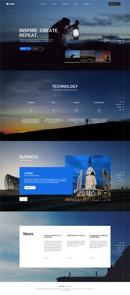 Business-Blue-004-10Page