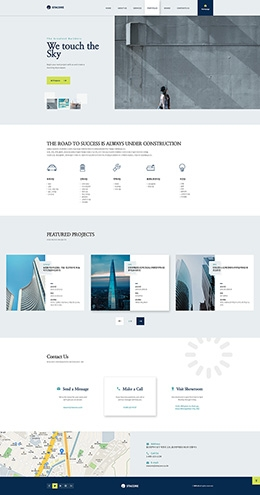 Business-Blue-005-Full page